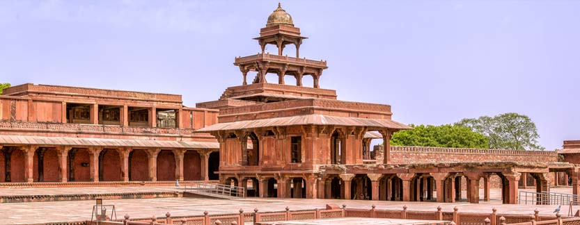 Agra tour by high speed train