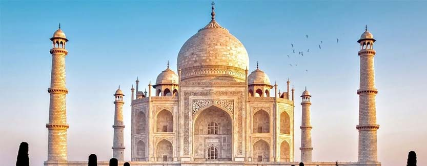 High Speed Train Tour Delhi to Agra Sightseeing